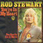 YOU'RE IN MY HEART Rod Stewart