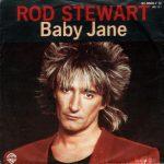 BABY JANE Rod Stewart