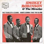 THE TEARS OF A CLOWN Smokey Robinson & The Miracles