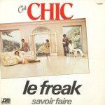 LE FREAK Chic