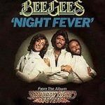 NIGHT FEVER Bee Gees