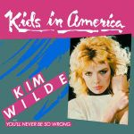 KIDS IN AMERICA Kim Wilde