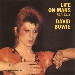 LIFE ON MARS David Bowie