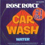 CAR WASH Rose Royce
