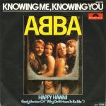 KNOWING ME KNOWING YOU ABBA