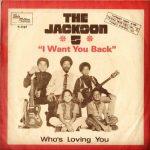 I WANT YOU BACK Jackson 5