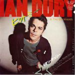HIT ME WITH YOUR RHYTHM STICK Ian Dury & The Blockheads