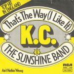 THAT'S THE WAY (I LIKE IT) KC & The Sunshine Band