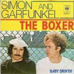 THE BOXER Simon & Garfunkle