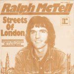 STREETS OF LONDON Ralph McTell
