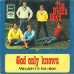 GOD ONLY KNOWS The Beach Boys