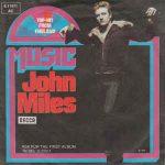 MUSIC John Miles