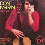 VINCENT Don McLean